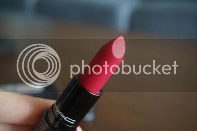MAC, MAC Cosmetics, Lipstick, Heirloom Mix, No Faux Pas, Makeup, Lipstick,