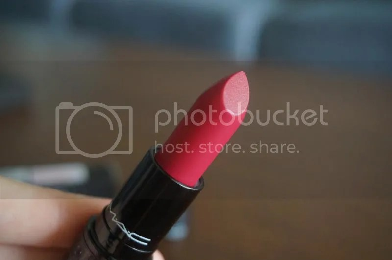 MAC, MAC Cosmetics, Lipstick, Heirloom Mix, No Faux Pas, Makeup, Lipstick,