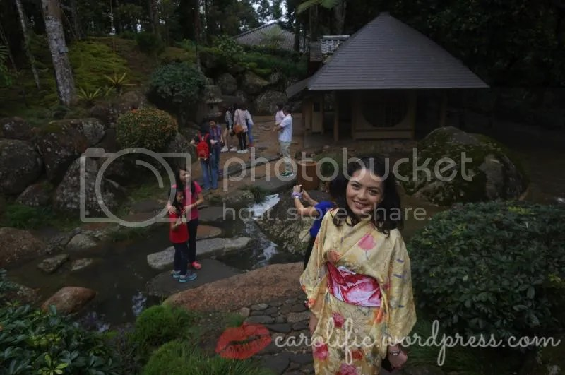 Colmar Tropicale, Hotel, Bukit Tinggi, Berjaya Hills, Japanese Garden