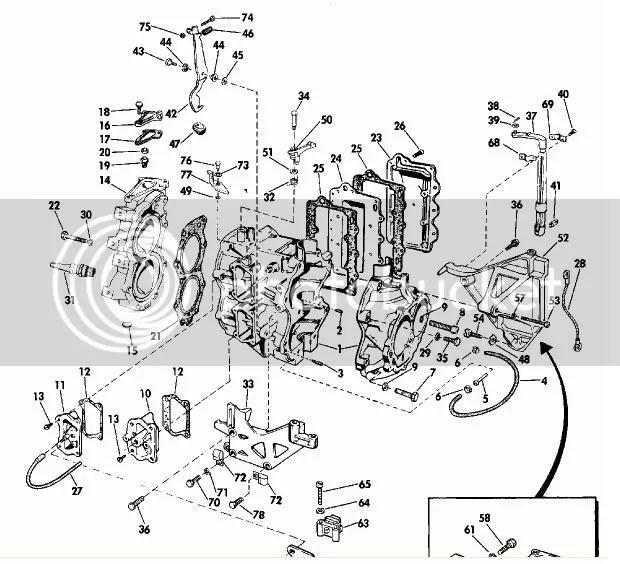 Johnson Outboard Motors Diagrams 1977 15 Hp, Johnson, Free