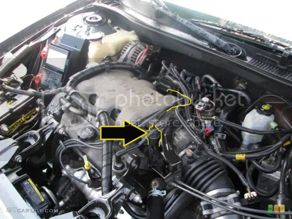 hight resolution of 2001 chevy impala 3800 engine diagram