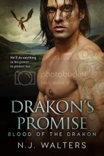 Drakon's Promise by N.J. Walters