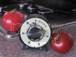 Old Fashioned Kitchen Timer