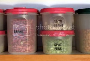 Labeled Tupperware