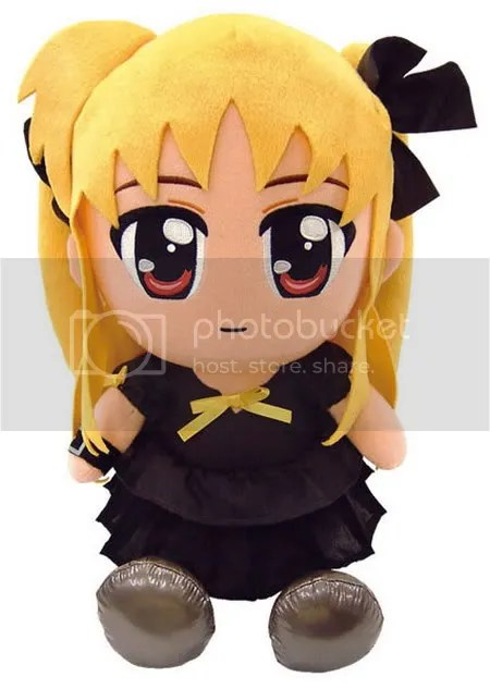 ANOTHER FATE PLUSHIE!!