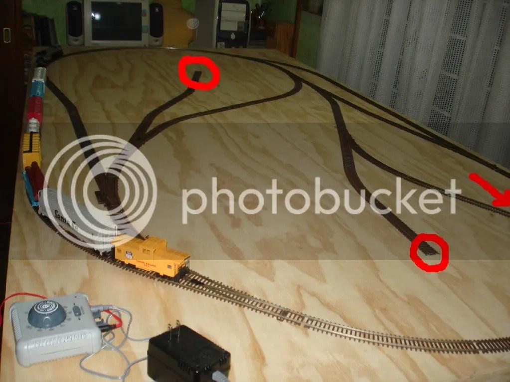 Simple Dc Circuit Model Train Advisors