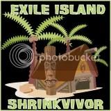 Shrinkvivor Exile Island Member!