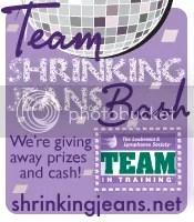 Team Shrinking Jeans Bash