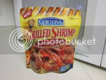 Gorton's Grilled Shrimp Scampi
