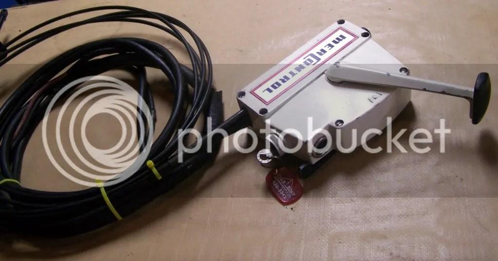 Mercury Outboard Control Box Wiring Diagram