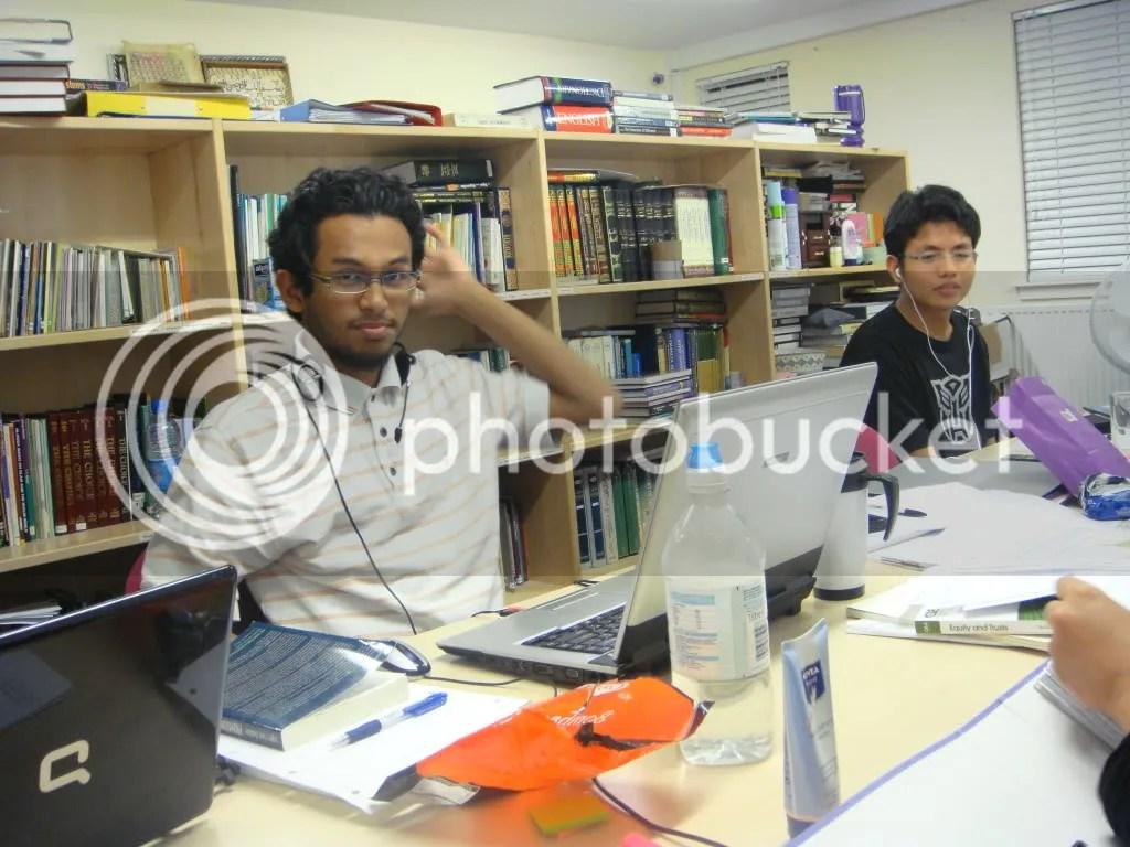 Permanent Residents - Abg Akmal dan Khairul
