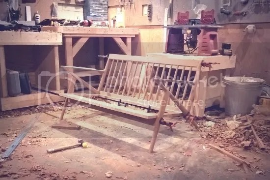 Z Loveseat By Waldo88 Woodworking
