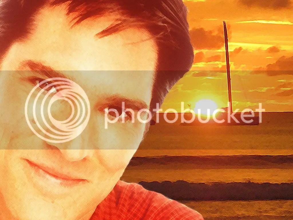 Criminal Minds - Thomas Gibson - Sunset set
