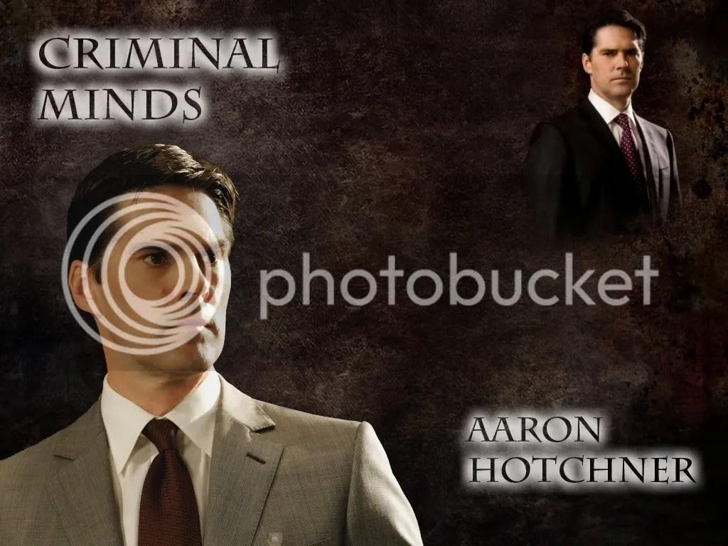 Criminal Minds - Aaron Hotchner