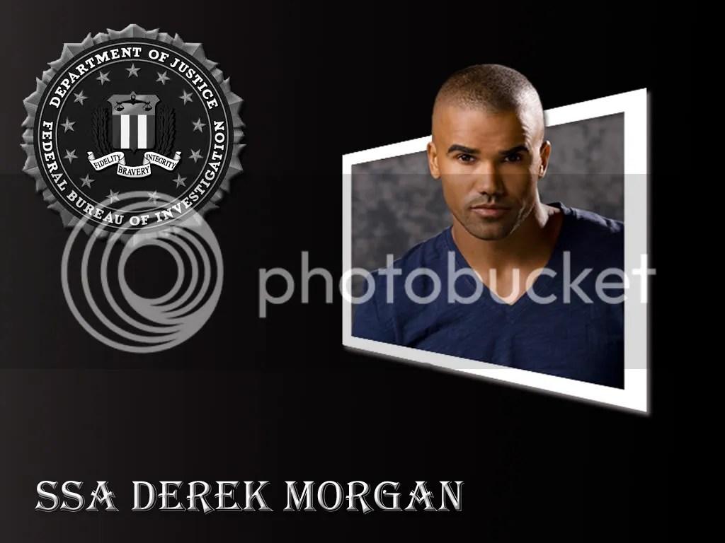 Criminal Minds - Derek Morgan