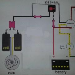 Cb750 Simple Wiring Diagram Echo Srm 210 Parts Simplified Digrams