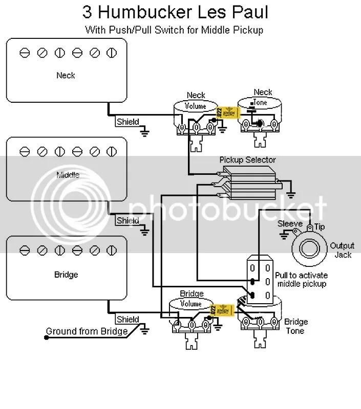 wiring diagram 3 humbucker les paul wiring diagram hub Seymour Duncan Les Paul Wiring Diagram three humbucker wiring diagram wiring diagrams 3 pickup les paul wiring diagram gibson 3 humbucker wiring