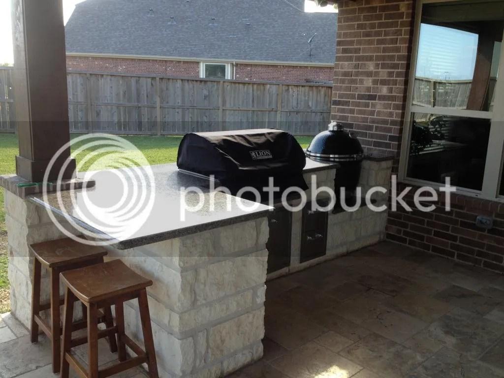 do it yourself outdoor kitchen home depot complete kamado guru