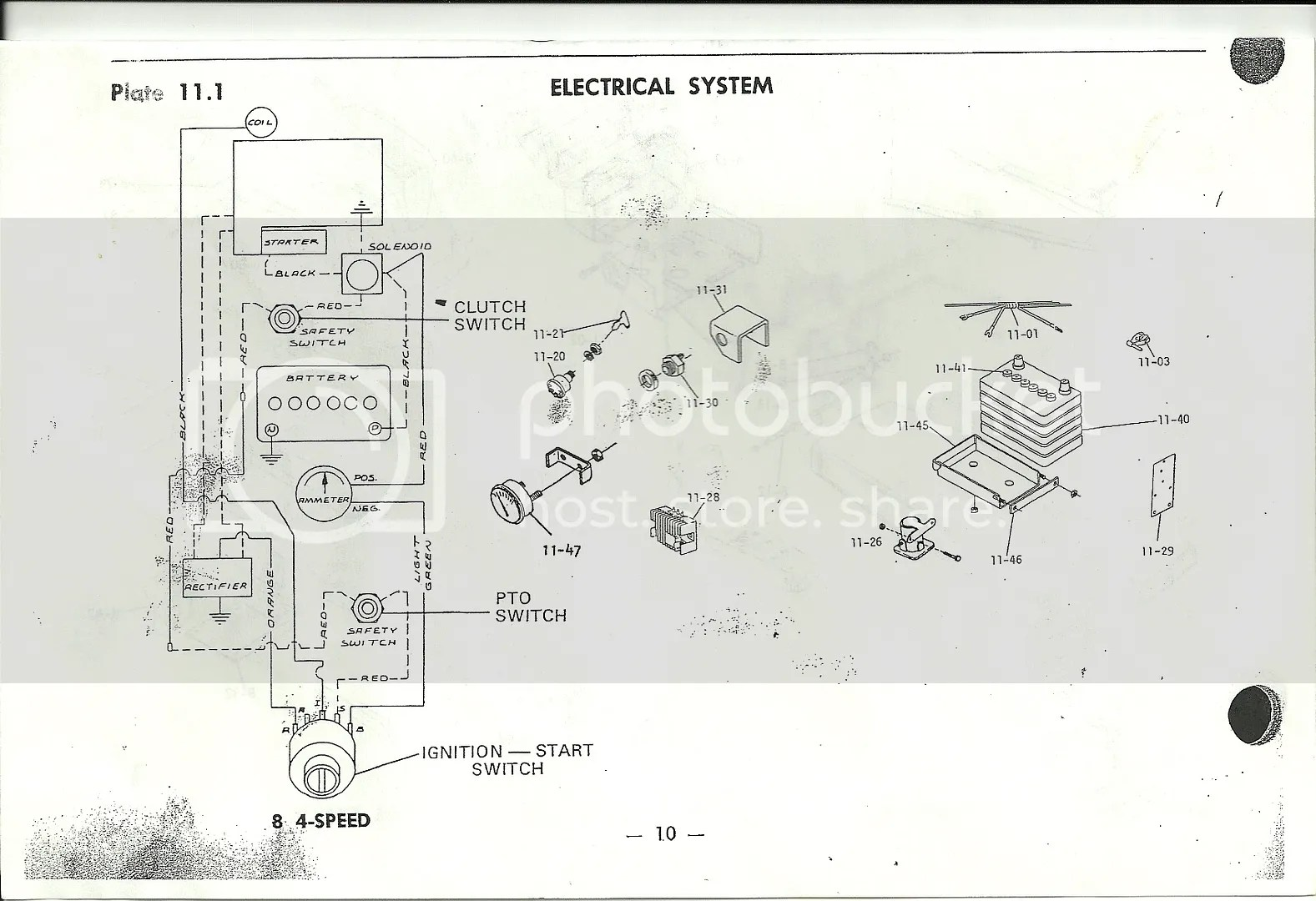 857 Wheel Horse Wiring Diagram, 857, Free Engine Image For