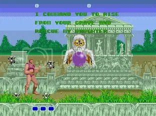 Altered Beast Pictures, Images and Photos
