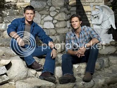 Jensen Ackles and Jared Padalecki, image courtesy of TV Guide