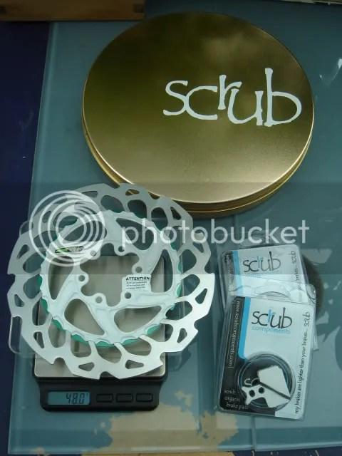 Scrub Brakes : scrub, brakes, SCRUB, Rotors, Review, Mountain, Reviews, Forum