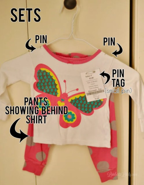 Image result for consignment clothes on hangers