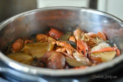 How to make crawfish or shrimp stock in the Instant Pot    Pressure Cooking    Pressure Cooker    Broth    Homemade Soup