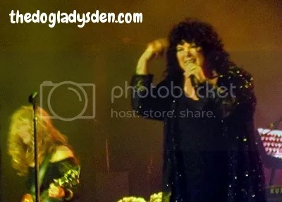 Nancy and Ann Wilson of Heart