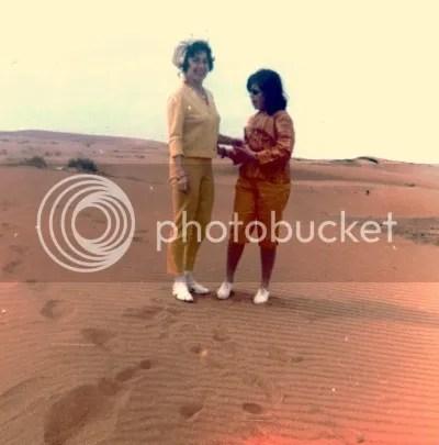 Trip in 1967: Puerto de la Cruz and the Spanish Sahara