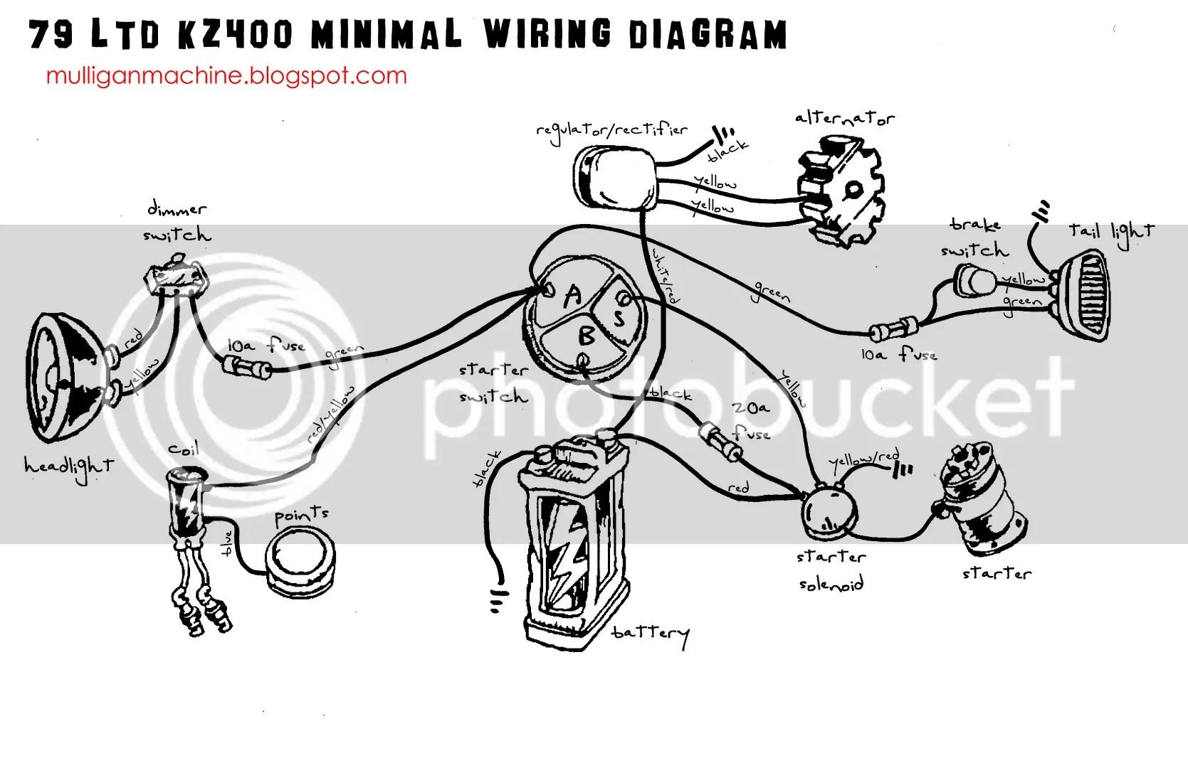 hight resolution of kz400 minimal wiring diagram wiring diagram newkz400 wiring diagram wiring diagram load kz400 minimal wiring diagram
