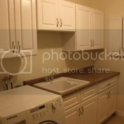 Lowes White Kitchen Sink Canisters Sets 房崇 文学城博客 洗衣房告一段落 我又将开始新的项目了 那又是大项目 有第二厨房还有浴室 且是无中生有 眼看着 我又将把冬闲变成冬忙了