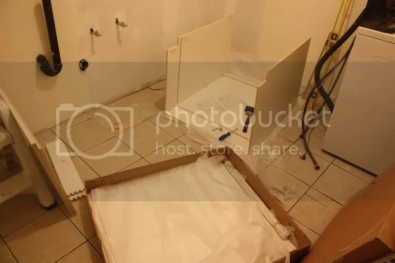 lowes white kitchen sink tables for small spaces 房崇 文学城博客 像厨房一样 开始安装上柜