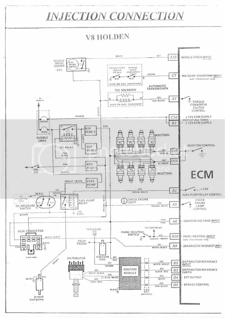 vl alternator wiring diagram pioneer qxe1044 radio vn