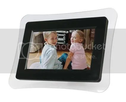 coby digital photo frame instructions