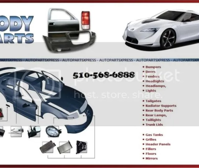Pictures Of Toyota Corolla Aftermarket Parts
