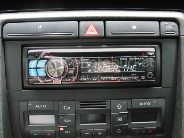 Audi A4 B6 Stereo Wiring Diagram