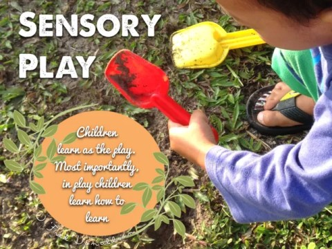 sensory play quotes