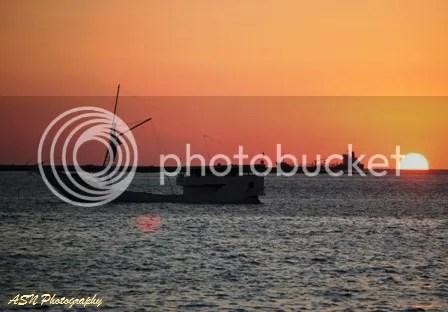 Sunset in Makasar