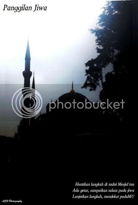 Masjid Sultan Ahmet atau Blue Mosque, Foto ini kuambil di Istanbul, turkey,  tanggal 15 Februari 2012, pukul 15.53 waktu setempat.