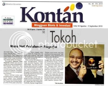 Mata Hati - Kontan 30-08-2010
