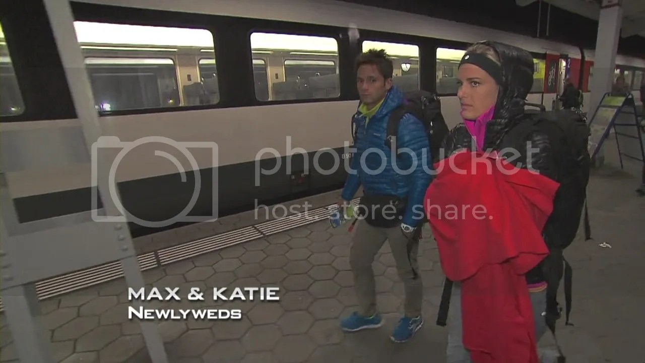 The Amazing Race 22 Episode 9