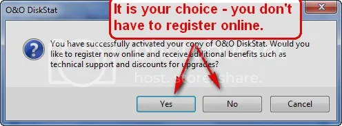 O&O DiskStat 2 Professional miễn phí