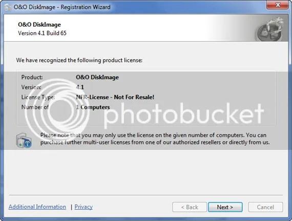 O&O DiskImage 4 Professional miễn phí