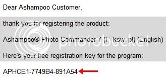 Bản quyền Ashampoo Photo Commander 7.31 miễn phí