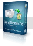 Cleanse Uninstaller Pro 2008 với key bản quyền