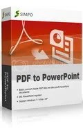 Simpo PDF to PowerPoint Converter miễn phí