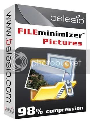 Bản quyền balesio FILEminimizer Pictures 2.0 miễn phí (cập nhật)