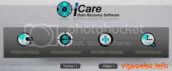 Bản quyền iCare Data Recovery Software miễn phí