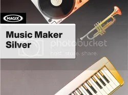 Download Magix Music Maker 15 Silver miễn phí